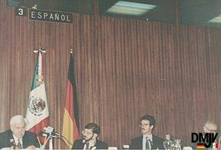 Eröffnung Jahrestagung 1991